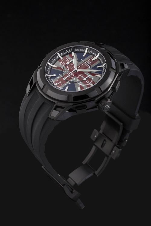Revelation R03 Union Jack watch