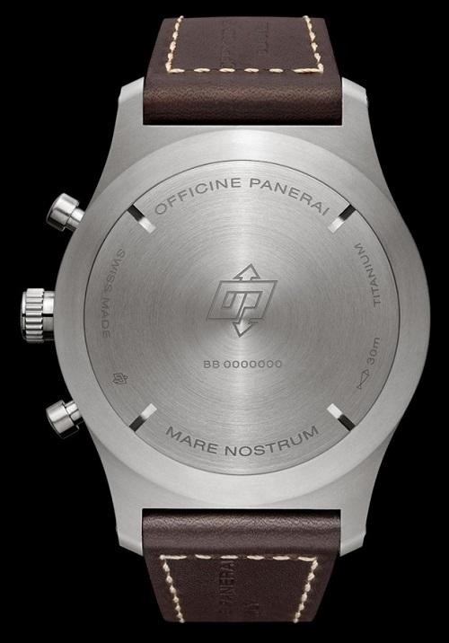 Panerai Mare Nostrum Titanium watch