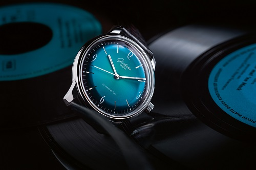 glashutte original sixties iconic models