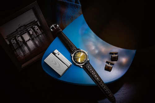 glashutte original sixties iconic watch