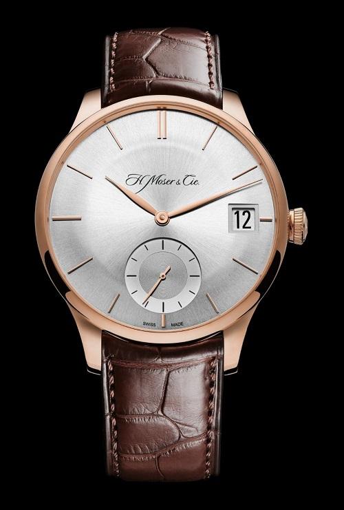 H Moser & Cie Venturer Big Date watch