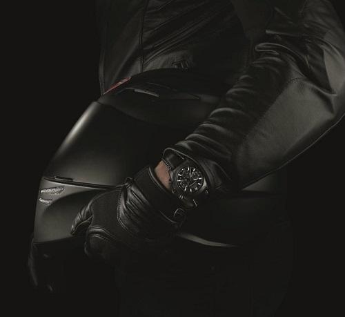 Tudor Fastrider Black Shield Chronograph watch