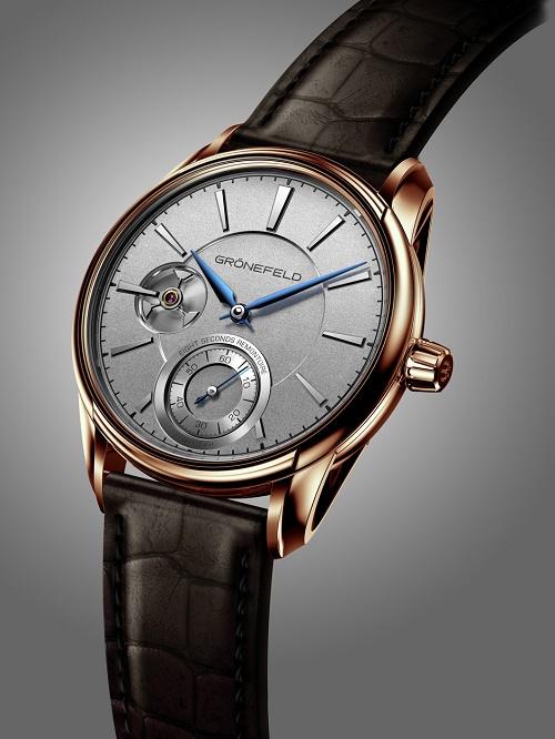 Gronefeld 1941 Remontoire watch