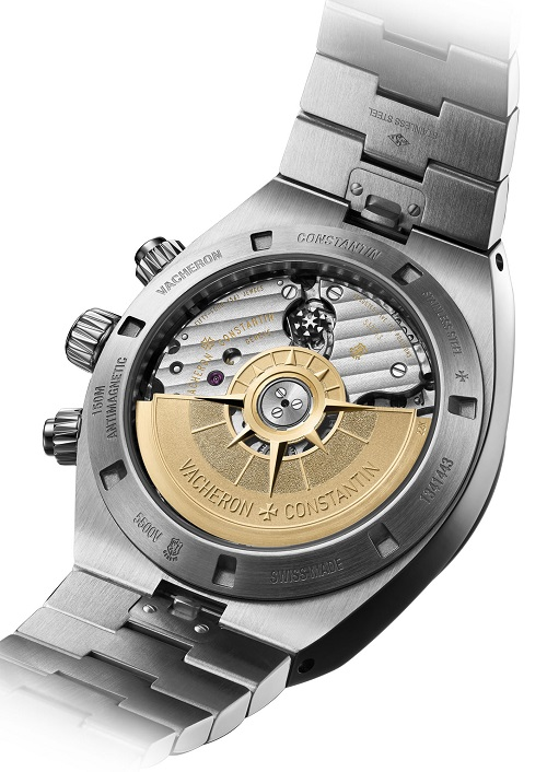 Overseas chrono bleu 5500V/110A-B148