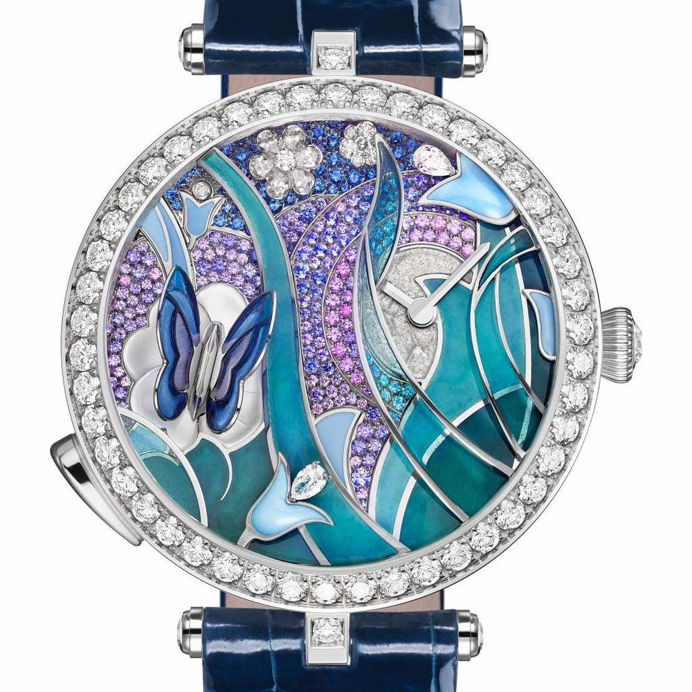 Van Cleef and Arpels Lady Arpels Papillon Automate