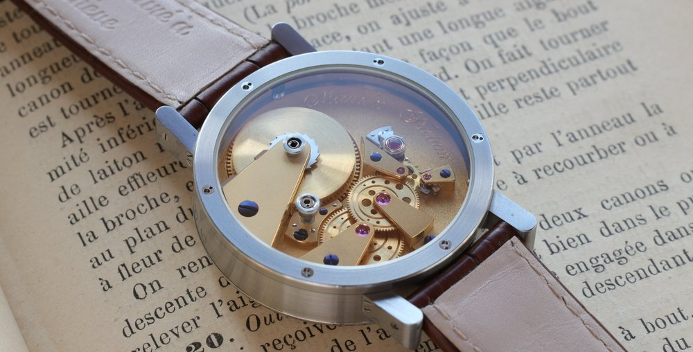 Brivet-Naudot Eccentricity movement