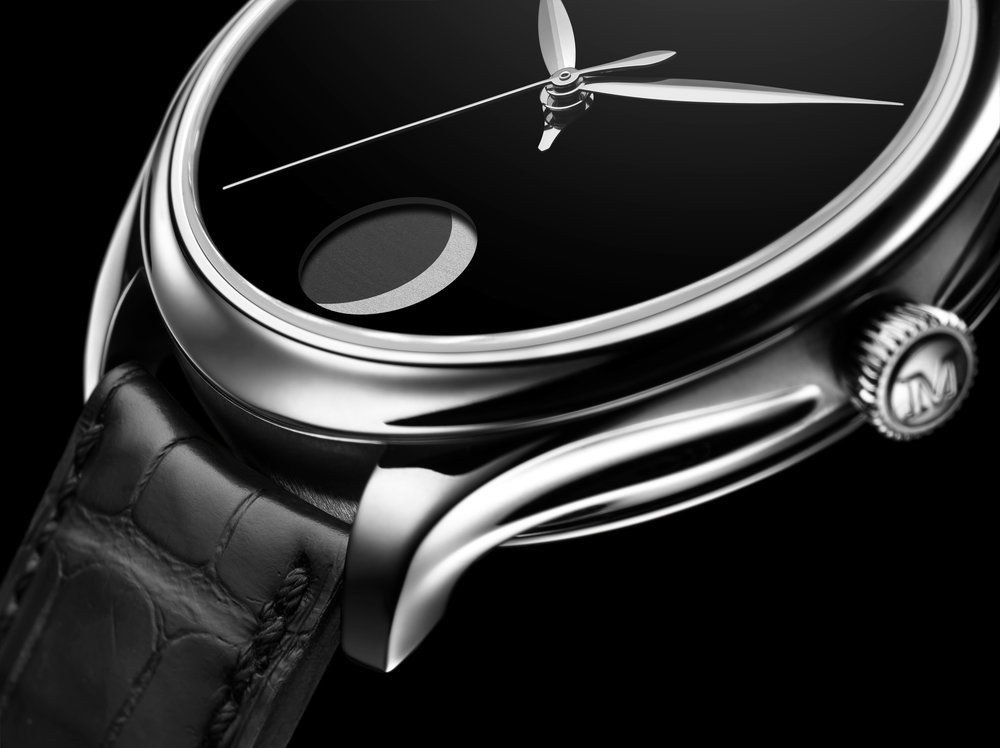 H Moser Cie Endeavour Perpetual Moon Concept 1801-1200