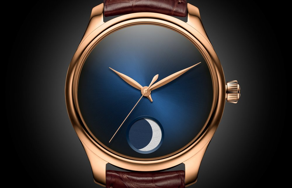 H Moser Cie Endeavour Perpetual Moon Concept 1801-0400