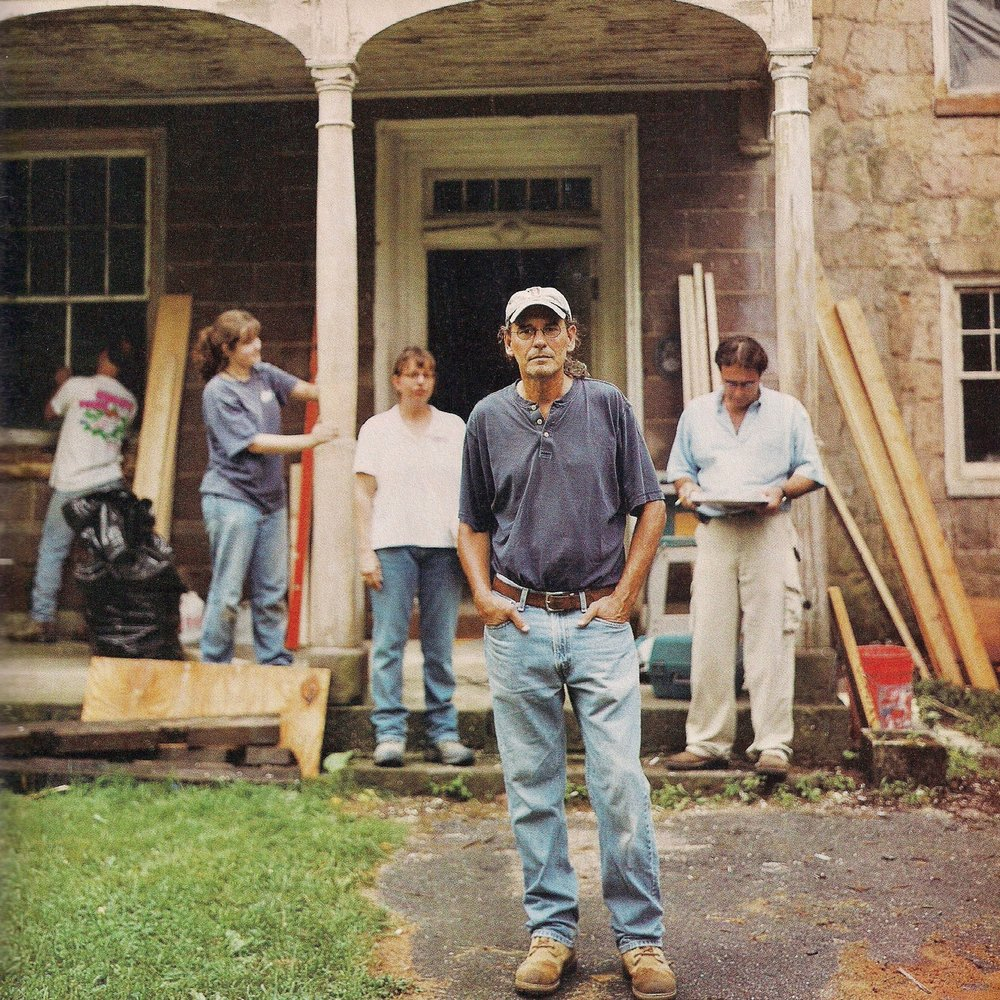 "Gary and the crew at Speedwell Forge. This Old House Magazine, ""Best Building Pros in America,"" October 2005."