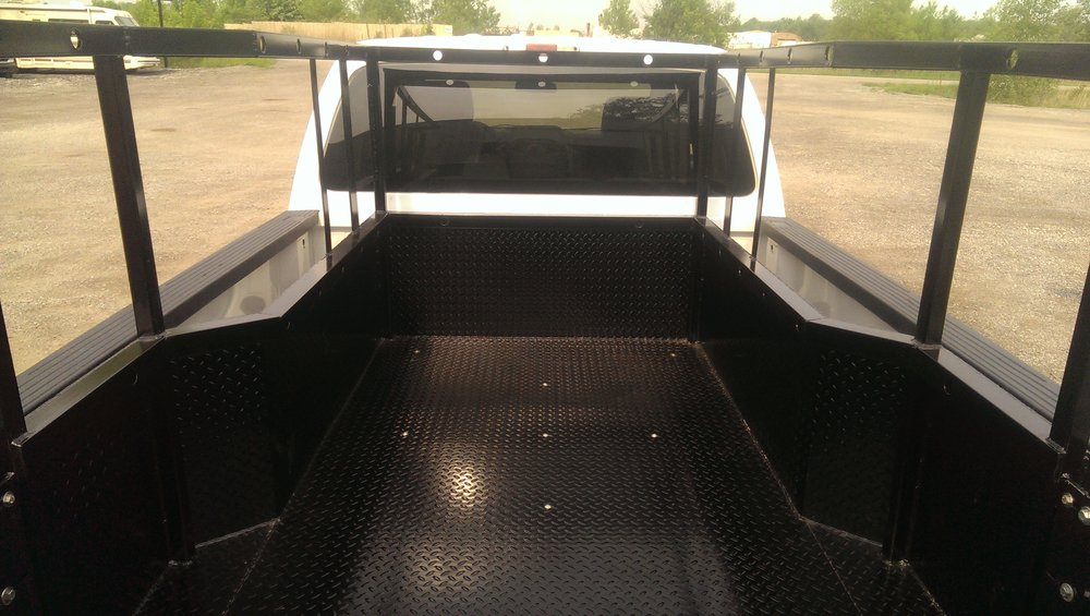 Sentry Fire Truck Bed