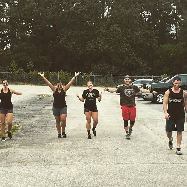 That feeling you get when you make it through terrible Tuesday's. 😉 #fitness #fuquayvarina #fvdowntown #wearefv #quaylife #fitfriends #chelseaat39weeks #preggoandfit