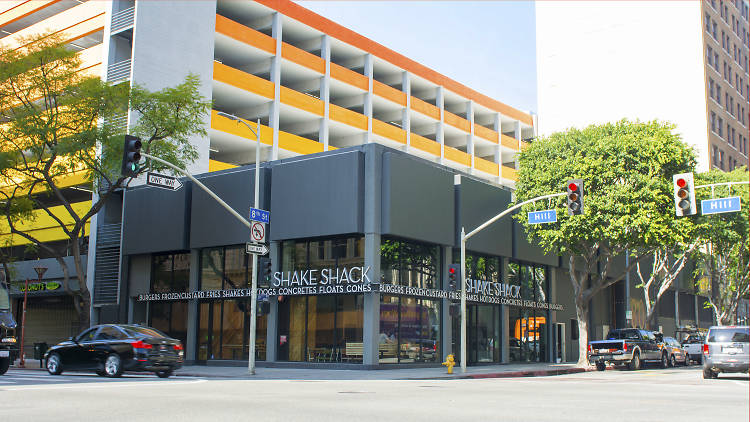 shake shack // time out la