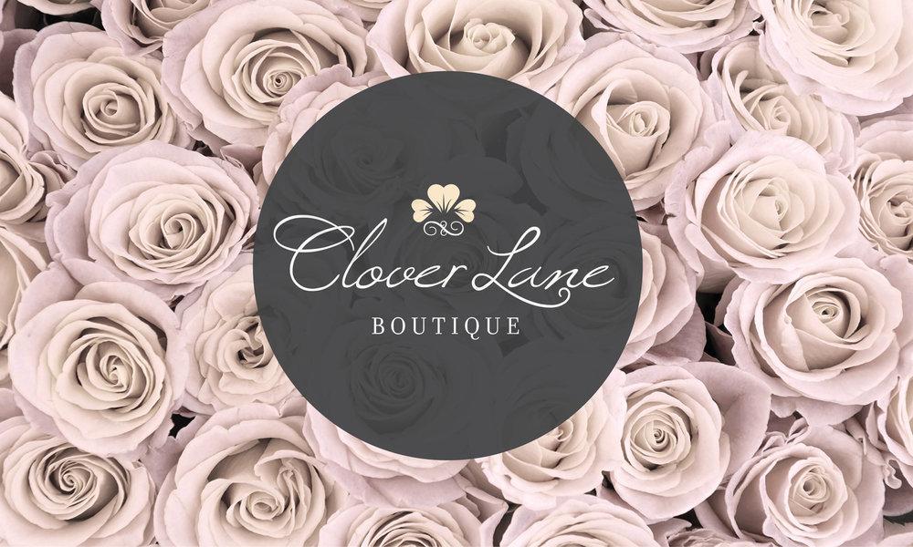 clover lane logo