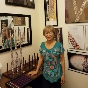 Hawaii Flutist Jeri Evans