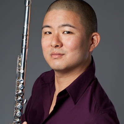 """- """"Each flute lesson with me focuses first on fundamentals. My goal is to help every student to find their most efficient, streamlined method of sound production. Through my personal series of tone-developing exercises, I aim to create a seamless flow of sound from the lowest to the highest registers of the flute. With a mindfulness to the nuances of tone, flute students of all ages and abilities can gain greater confidence and consistency in their flute playing."""""""