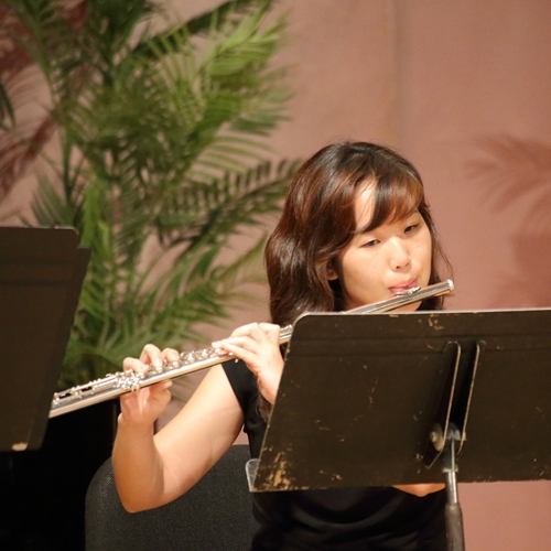 Cathlyn Momohara, a Kailua and Honolulu Flute Teacher in Hawaii