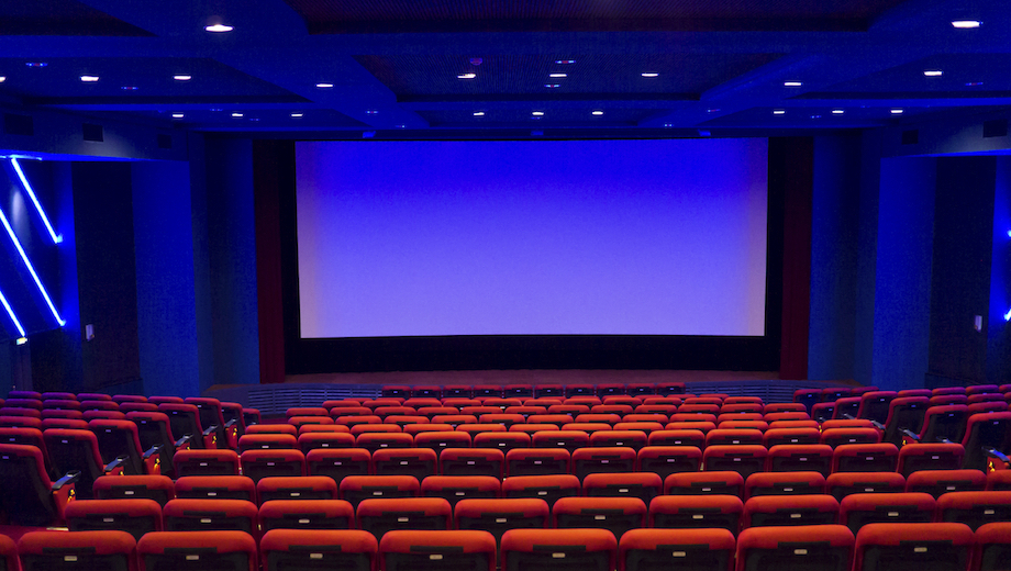 A movie theatre has 25 seats per row.  If there are 235 rows in the theatre, how many seats are there inside the movie theatre?