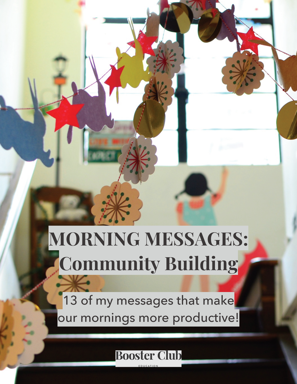 MORNING MESSAGES: Community Building