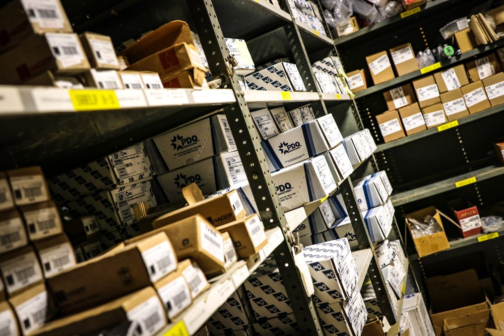 We have a fully stocked warehouse of quality door hardware for any project.