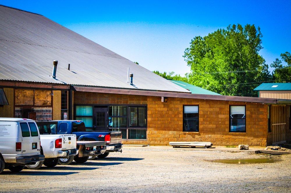 Pioneer Material Inc., 3910 Waterworks Rd, St Joseph, MO 64505.