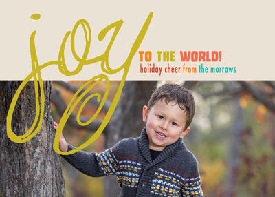 """Joy to the World"""