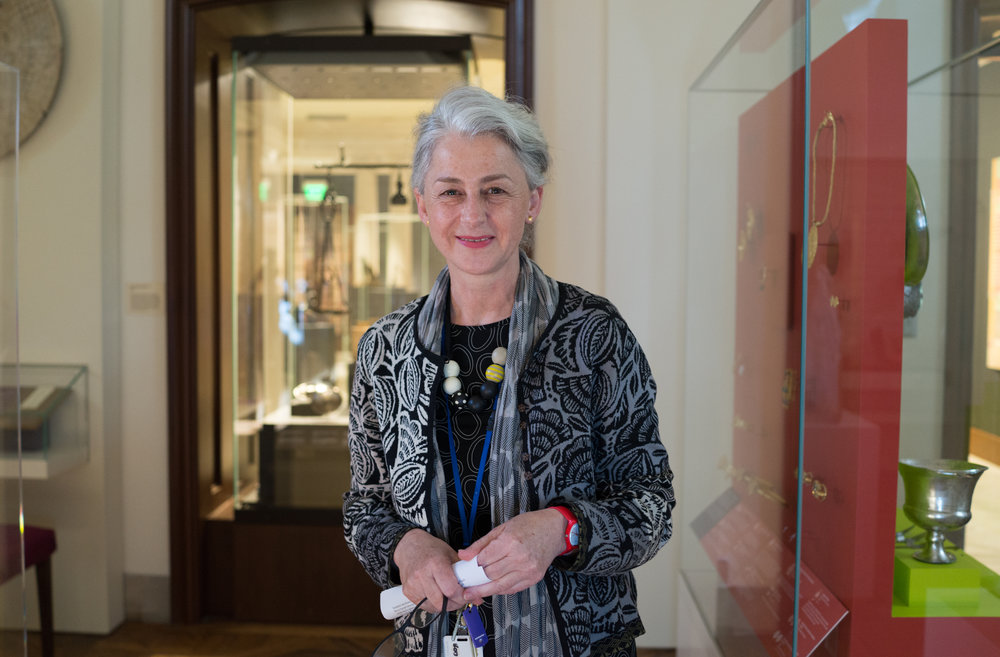Museum Director and Curator - Gudurn Buel