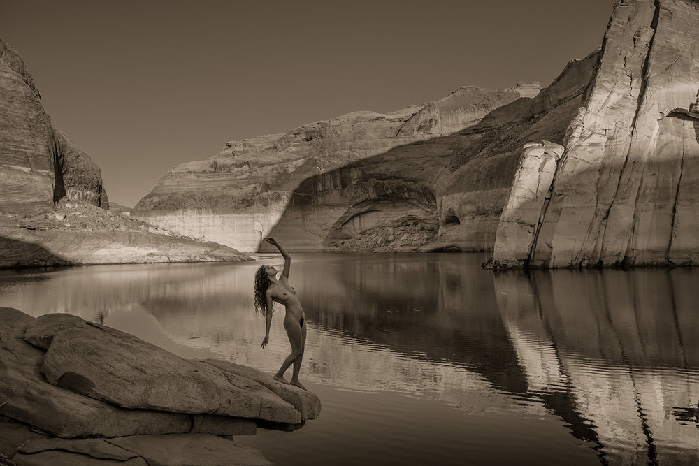 Craig Blacklock  Lake Powell, UT. 2015.