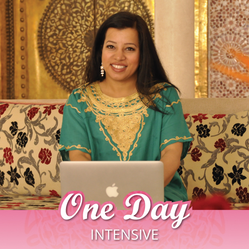 Tasmin Sabar One Day Intensive Coaching