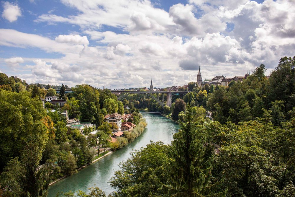 River in Bern