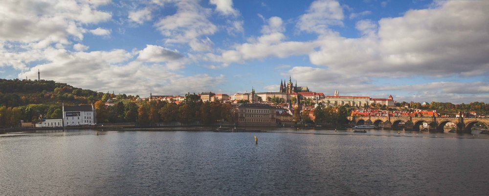 Prague on the River