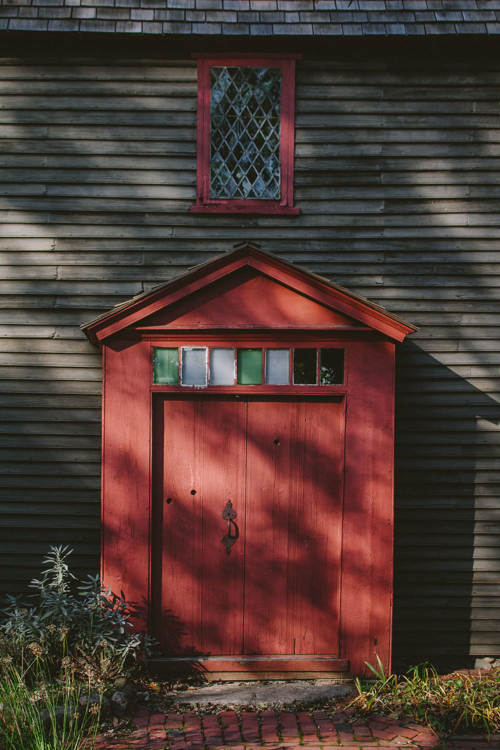 Witch House Door, Salem, MA