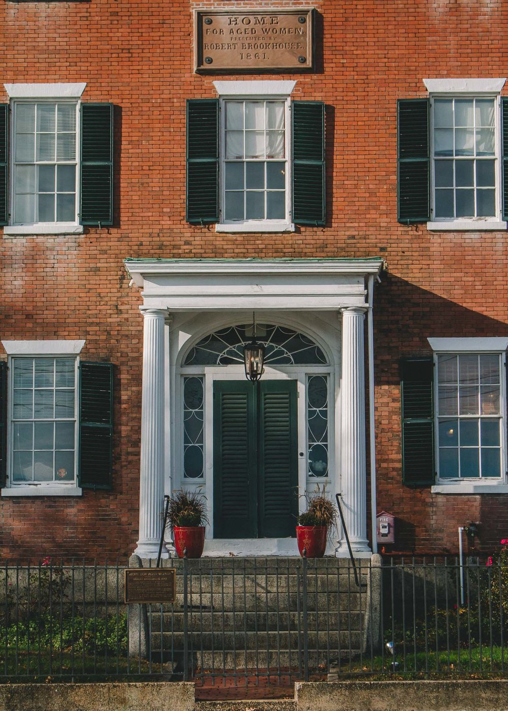 Brookhouse Door, Salem, MA
