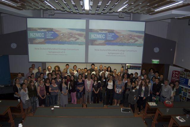 NZMEC 2.0 - 2012 attendees
