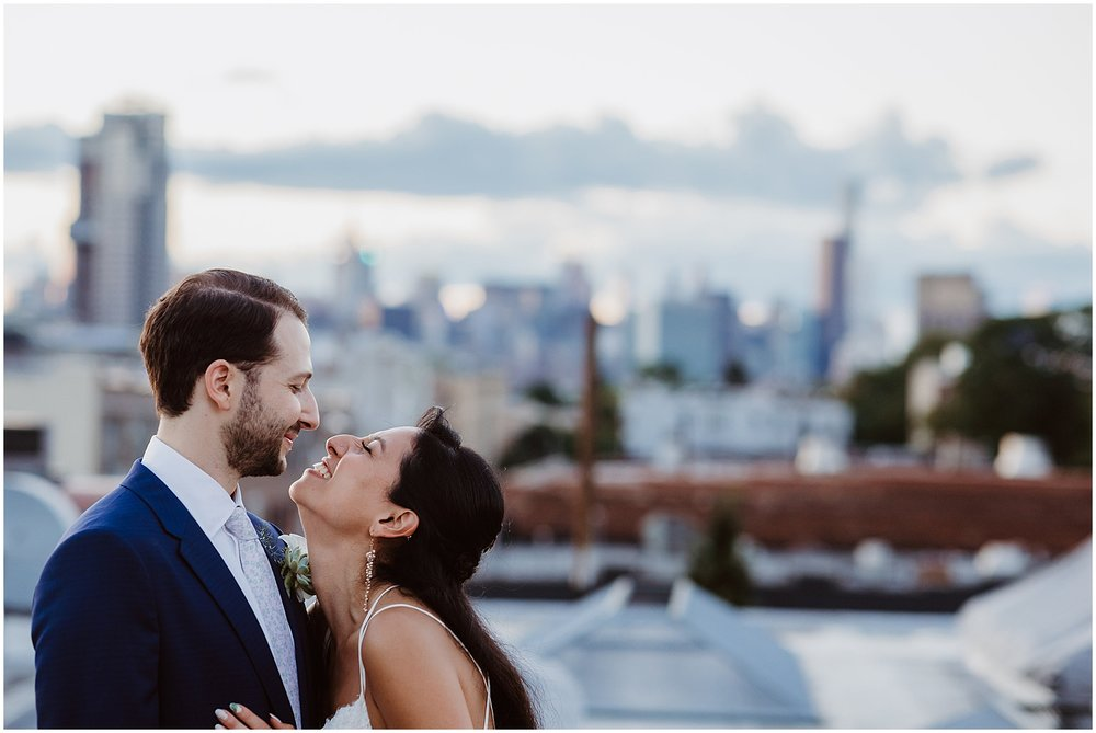 Dobbin St / Brooklyn  Industrial Chic Wedding