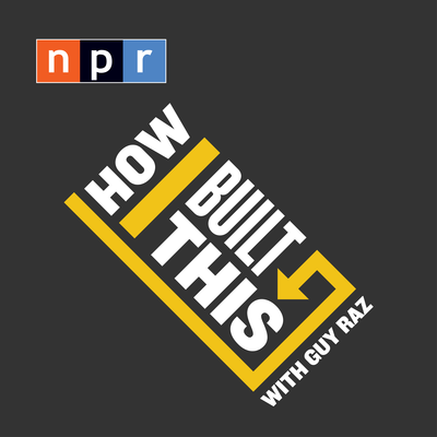 As Heard on How I Built This with Guy Raz