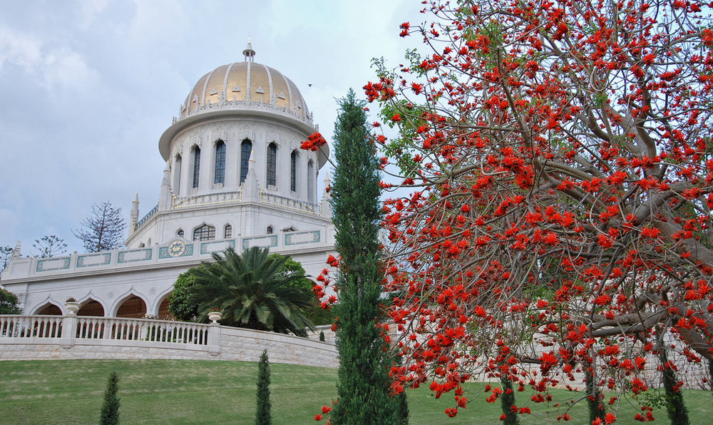 The Shrine of the Bab, 2011. (Photo: Baha'i World News Service)