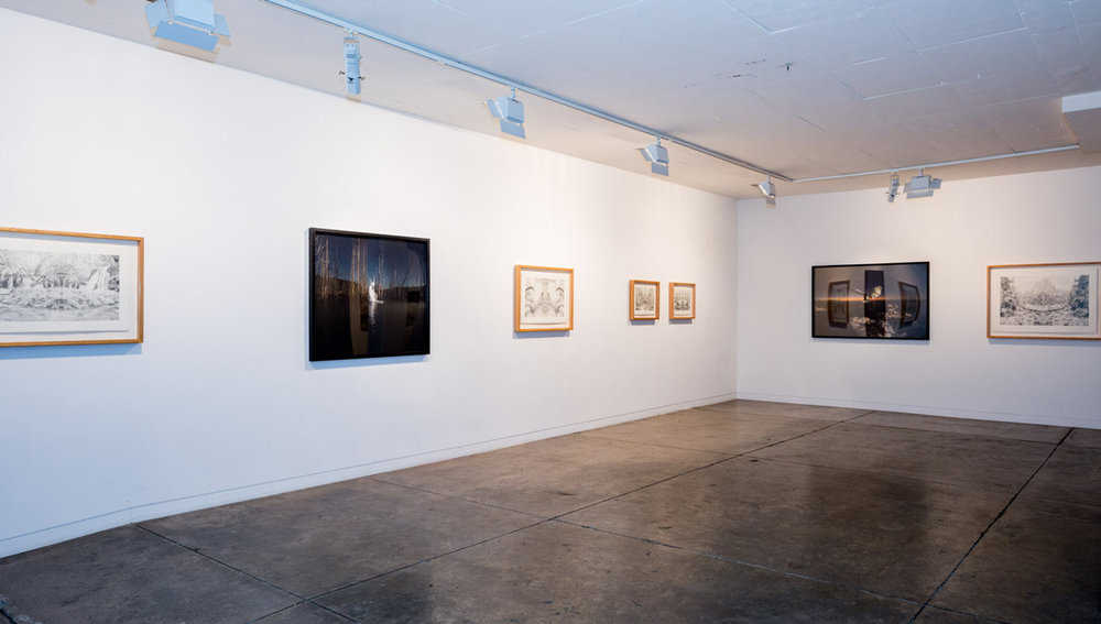 THE MYTH-MAKERS (INSTALLATION VIEW)