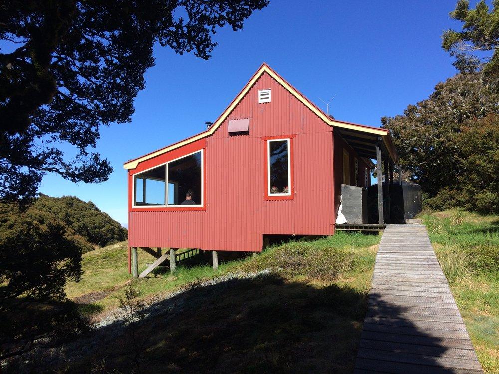 Kirwans Hut