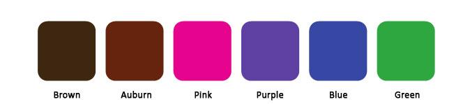 Mở rộng lông mi Màu sắc // Lash & amp;  Phòng thí nghiệm sắc đẹp