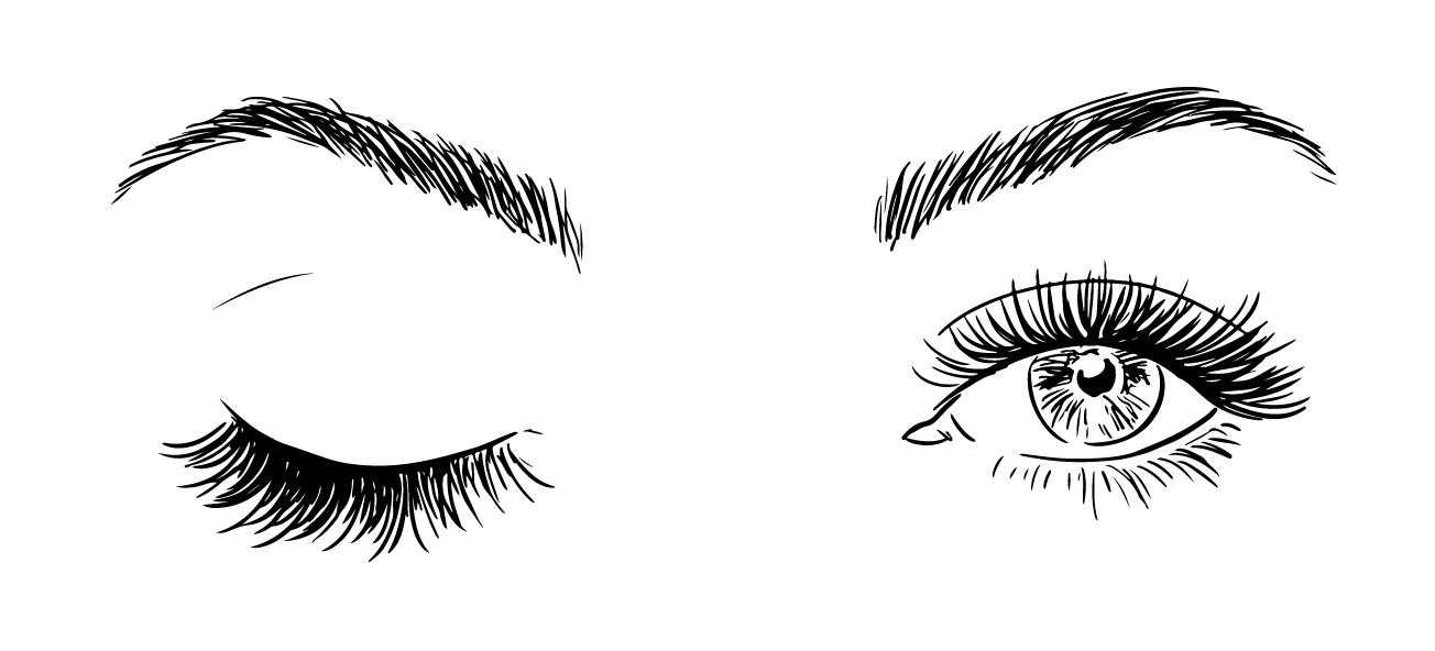 AU NATURALE Eye Lashes // Kiểu Lash tại Lash & amp;  Phòng thí nghiệm sắc đẹp