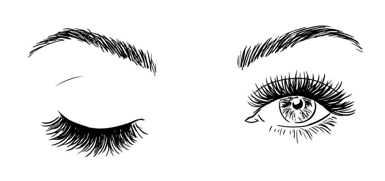 Kiểu mắt mèo Lash // Lash & amp;  Phòng thí nghiệm sắc đẹp