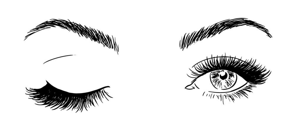 High Drama Lash Style // Lash & Beauty Lab