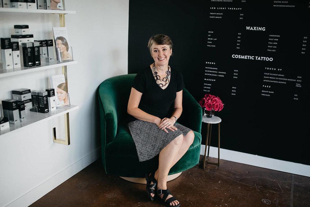 The Beauty Collective Portland, Jolene Morishita