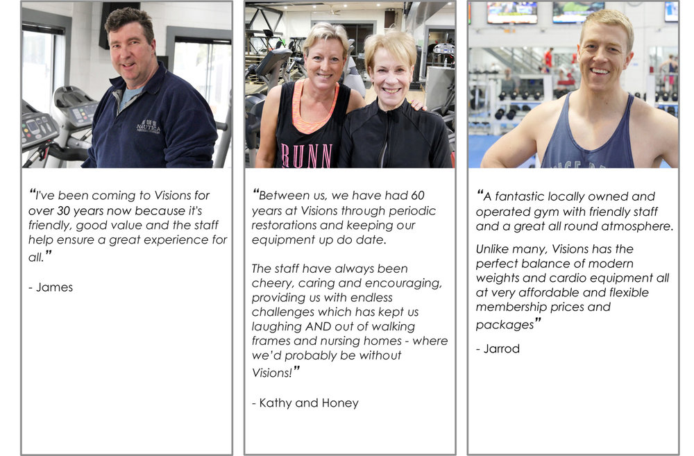Visions Gym Hawthorn Testimonials 3