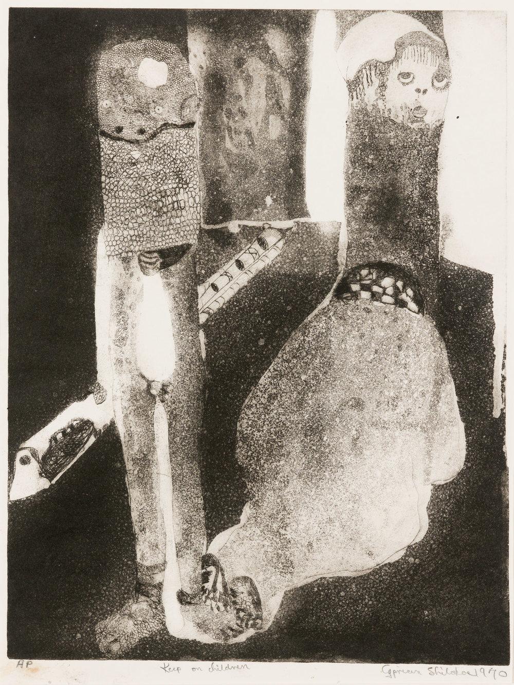 Cyprian Shilakoe