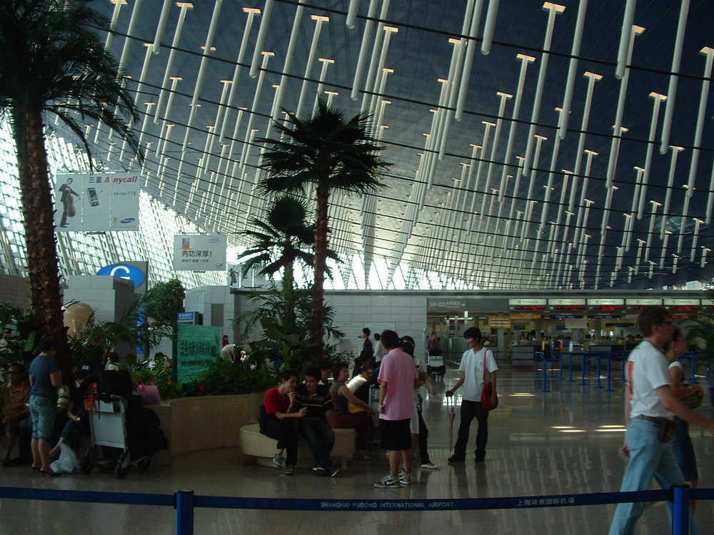 Pudong International Airport, Shanghai