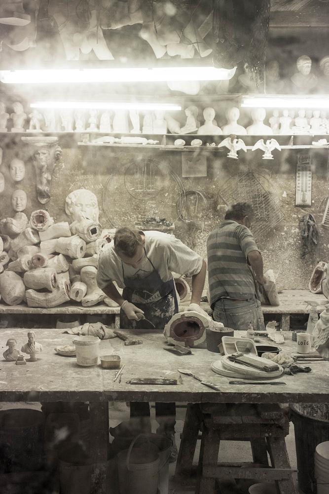 Maison Lorenzi - Mouleur statuaire