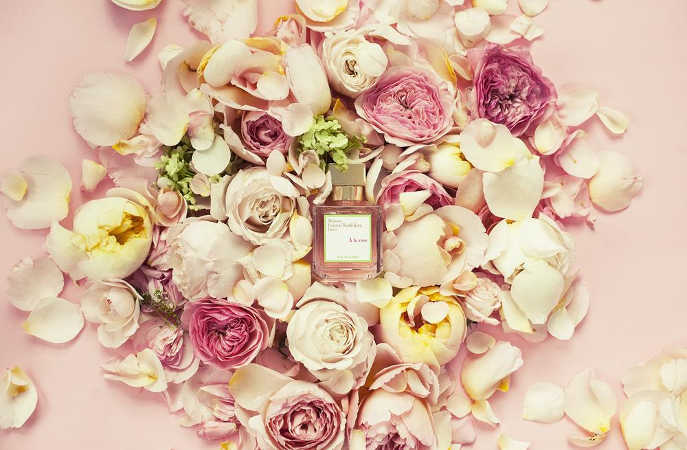 A la Rose - Maison Francis Kurkdjian