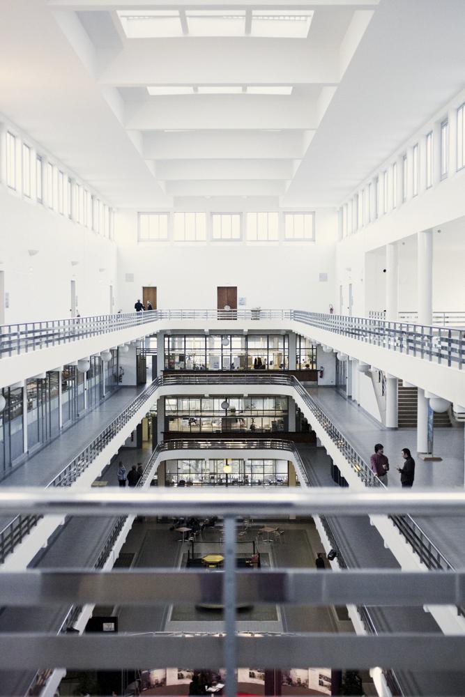 Architecte Tony Garnier - Hôtel de ville - Boulogne-Billancourt
