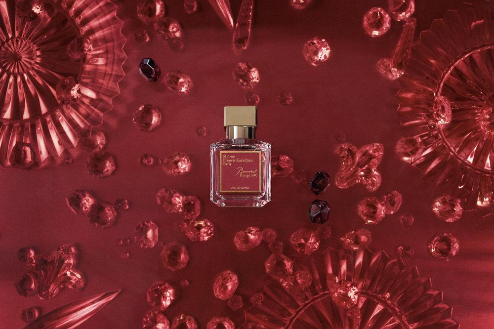 Baccarat Rouge 540 - Maison Francis Kurkdjian
